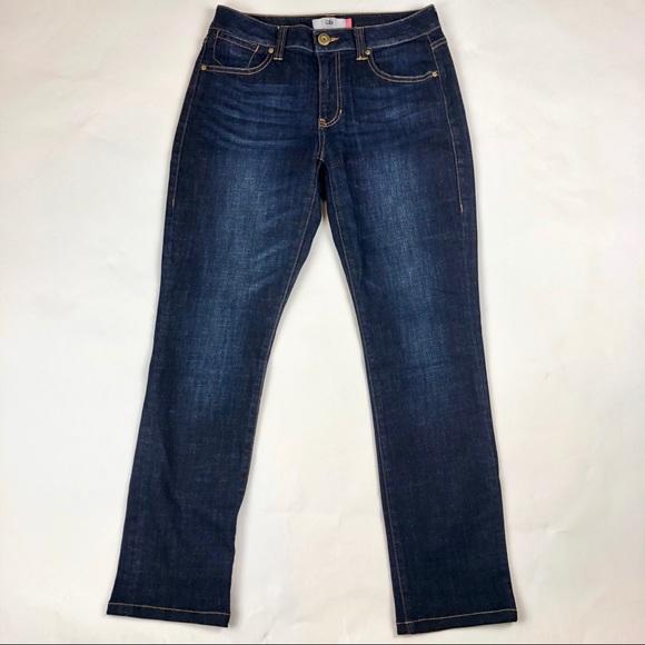 CAbi Denim - CAbi High Straight Jeans 3386 Fall 2018
